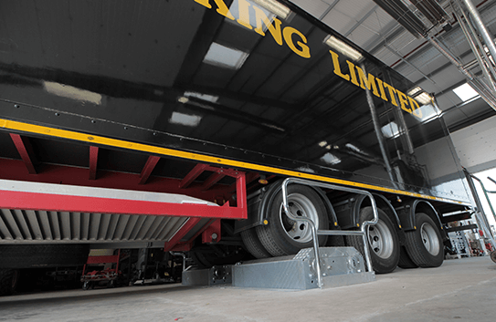 Transam Trucking invests in Totalkare in-ground brake tester with load simulation