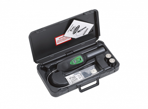 A/C System Electronic Leak Detection
